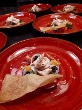 table d'hote diner lokale produkten